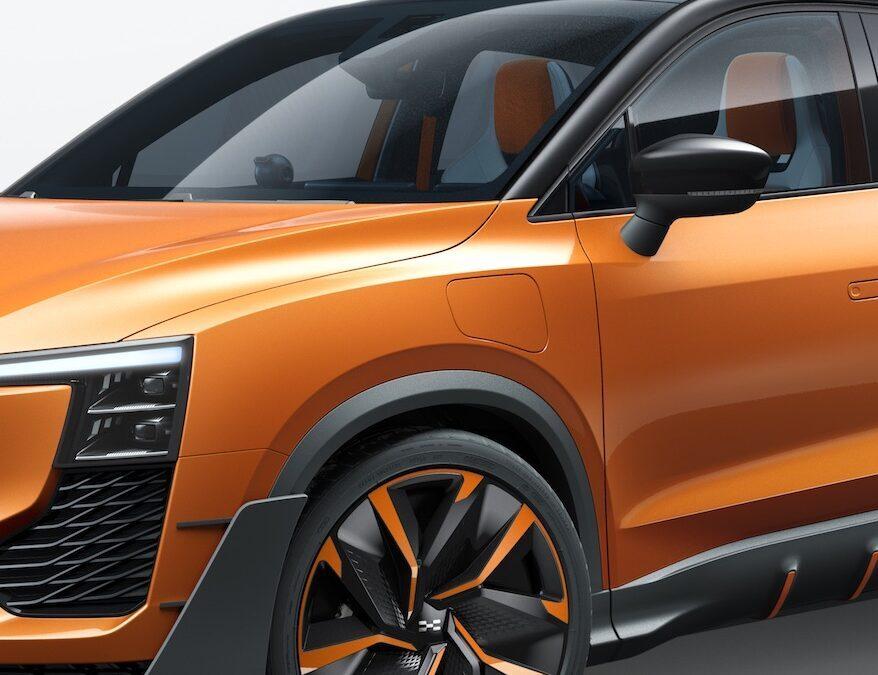 Nieuws Aiways onthult nieuwe concept elektrische crossover-coupé