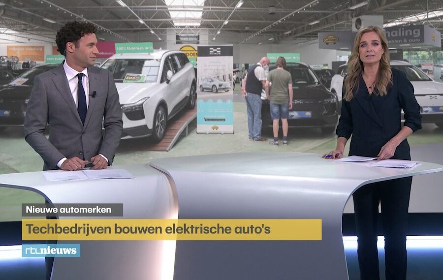 Aiways RTL nieuws Aiways U5